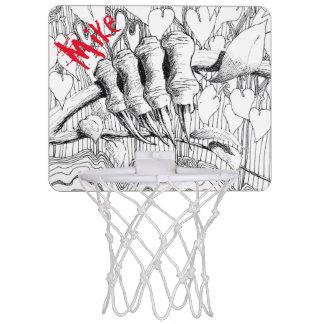 PAZURの小型バスケットボールのゴール ミニバスケットボールネット