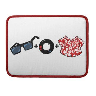 PBの数学のMacbookの袖 MacBook Proスリーブ