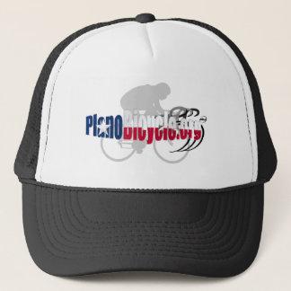 PBA Planoのサイクリングのロゴのテキサス州の影のギフト キャップ
