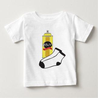 PBMの床のスライド ベビーTシャツ