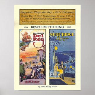PDR BoTK -金ゴールドの羊皮紙--に権限を与えて下さい ポスター