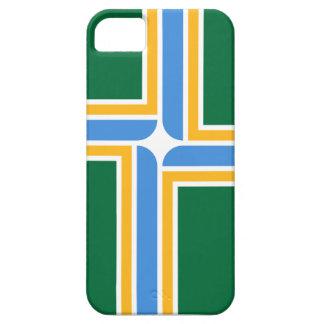 PDXポートランド都市旗のiPhone/iPadの場合 iPhone SE/5/5s ケース