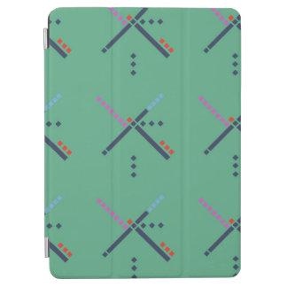 PDX空港カーペット iPad AIR カバー