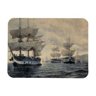 Peの解放の探険の乗船 マグネット