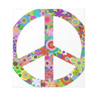 peace11 ノートパッド