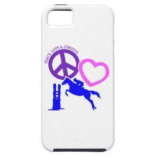 PEACE-LOVE-RIDING iPhone SE/5/5s ケース