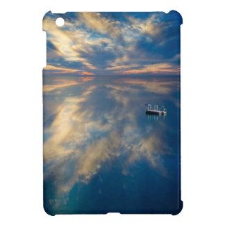 Peacfulの海の反射 iPad Miniカバー