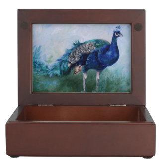 Peacock氏 ジュエリーボックス