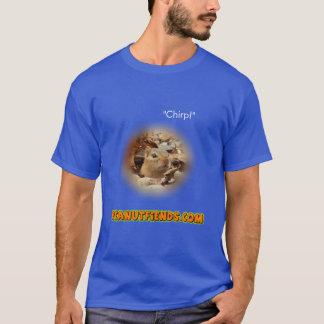 peanutfiends.comのシマリスのワイシャツ tシャツ