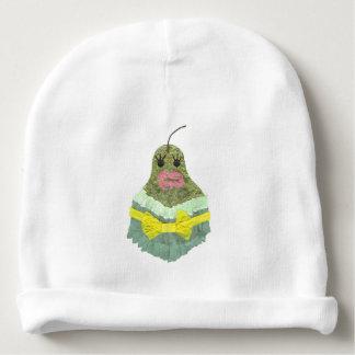 Pear Baby Hat女性 ベビービーニー