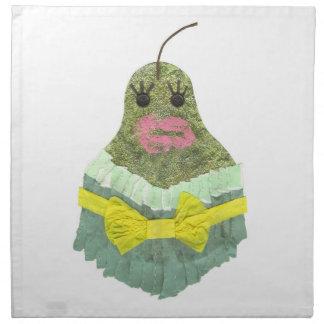 Pear Cloth Napkins女性 ナプキンクロス