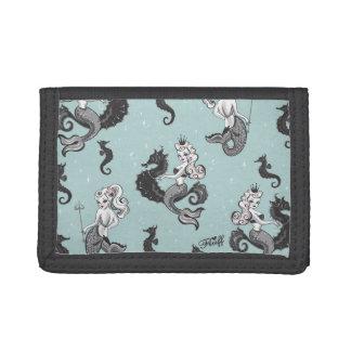 Pearlaの人魚の財布
