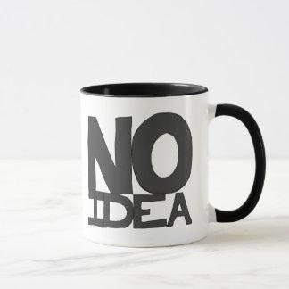Peb Kac -アイディア無し マグカップ