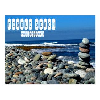 Pebble Beachの郵便はがき ポストカード