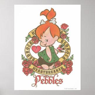 PEBBLES™のハートブレーカー2 ポスター