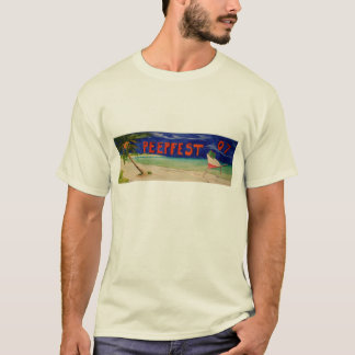 PEEPFEST Tシャツ