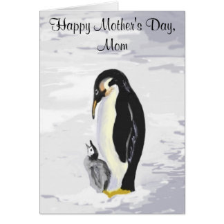 Peguinの母の日カード カード