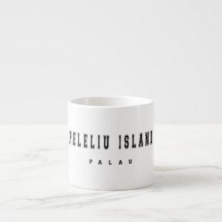 Peleliuの島パラオ諸島 エスプレッソカップ