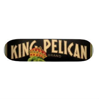Pelican Lettuce王 21.6cm スケートボードデッキ
