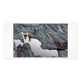 Pemaquidの反射の写真カード カード
