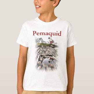Pemaquidの反射 Tシャツ