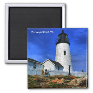 Pemaquidの灯台磁石 マグネット