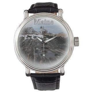 Pemaquidポイントメイン 腕時計