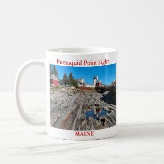 Pemaquidポイントライト コーヒーマグカップ