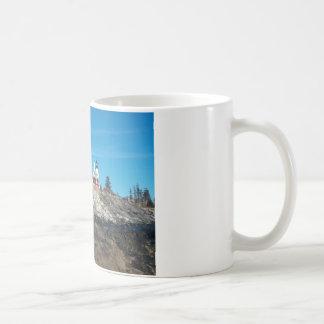 Pemaquidポイント灯台4 コーヒーマグカップ