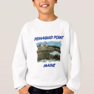 Pemaquidポイント灯台 スウェットシャツ