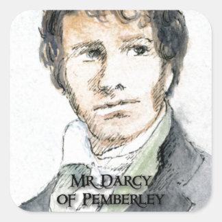 PemberleyのDarcy氏 スクエアシール