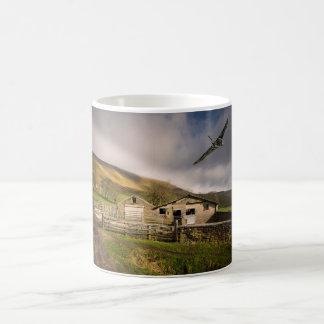 Pendle Vulcan コーヒーマグカップ