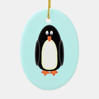 Penguin氏 セラミックオーナメント