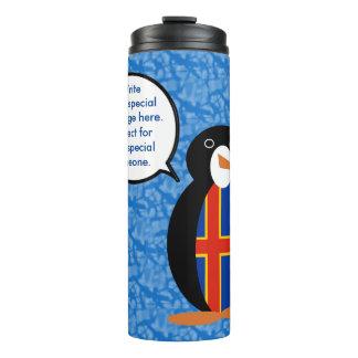 Penguin Alandの島の休日の氏 タンブラー