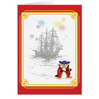 Penguin Card海軍大将 カード