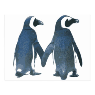 Penguine ポストカード