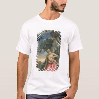 Penitence (キャンバスの油)のSt Jerome Tシャツ