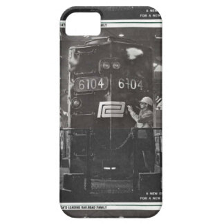 Pennの本部の鉄道の誕生 iPhone 5 カバー
