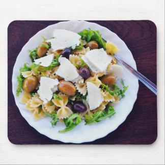 Penneサラダ現実的でおもしろいな食糧マウスパッド マウスパッド
