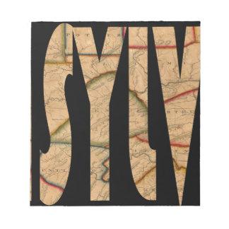 pennsylvania1811 ノートパッド