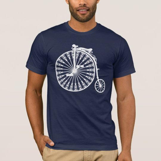 Penny-farthing2 Tシャツ