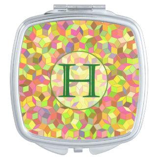"""Penroseのタイルのモノグラムの鏡""""H """""""