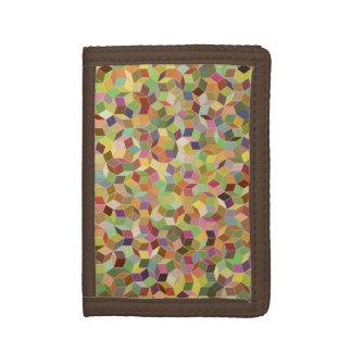 Penroseのタイルの財布