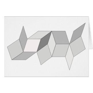 Penroseのタイル カード