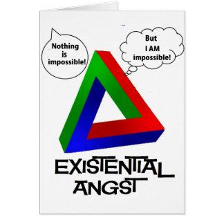 Penroseの三角形-何も不可能ではないです カード