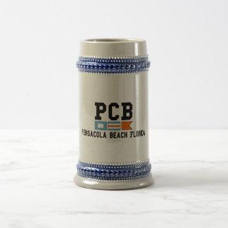 Pensacola浜 ビールジョッキ
