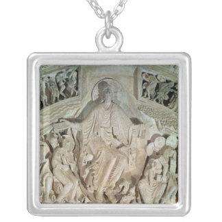 Pentecost シルバープレートネックレス