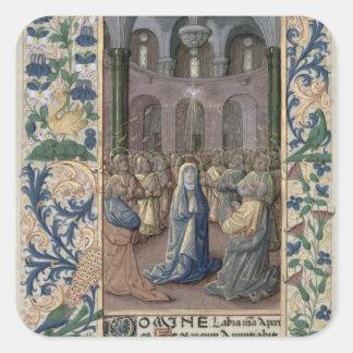 Pentecost スクエアシール
