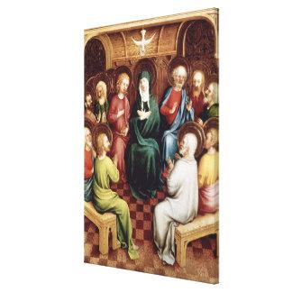 Pentecost 1450年 キャンバスプリント