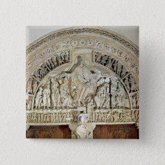 Pentecost 5.1cm 正方形バッジ